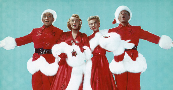 All the Most Popular Christmas Songs Are From the '40s and '50s