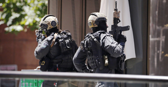 Facebook Post Gives Inside Glimpse to Sydney Siege