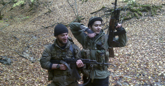 "Pro-Ukrainians Fall in Love With The Chechen Islamic ""Jihad"""