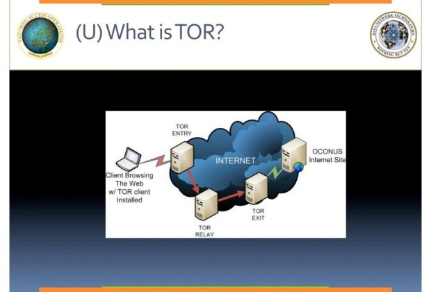 What is Tor NSA