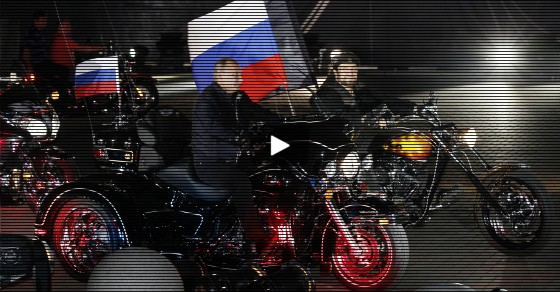 Russia's Easy Riders