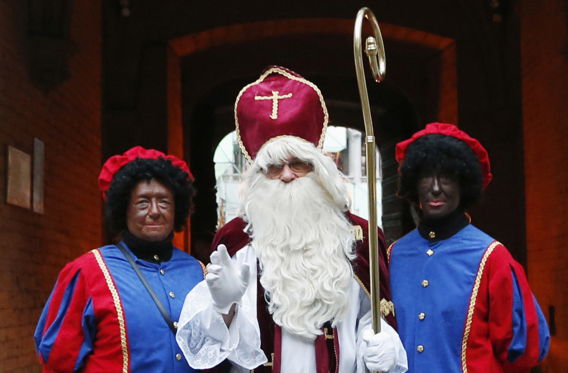 Dutch Call For Makeover Of Racist Holiday Character Vocativ