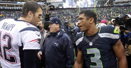 Tom Brady Doesn't Like As Many People As Russell Wilson
