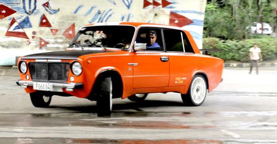 Cuba's Cold War Hot Rods