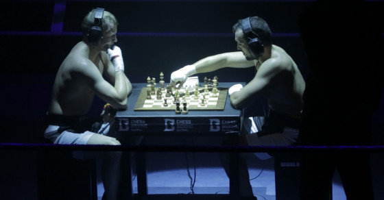 Chessboxing: The Ultimate Test of Mind and Body