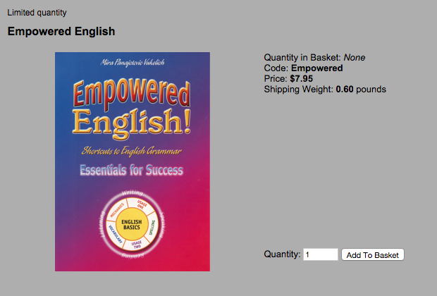 Empowered English