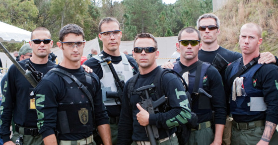 Why Are All These Government Agencies Armed to the Teeth?