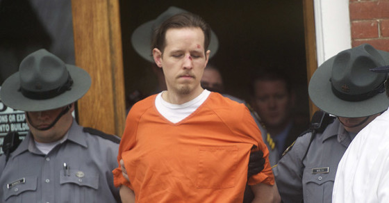 Captured Cop Killer Eric Frein Still Gets a Lot of Love on Facebook
