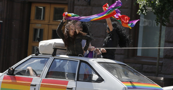 New Law In Russia Bans Transgender Drivers