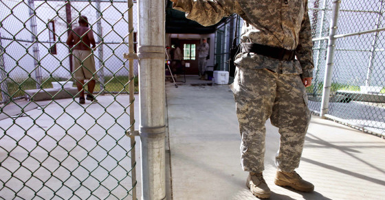 Massachusetts Is Training Former Guantanamo Guards To Be Police