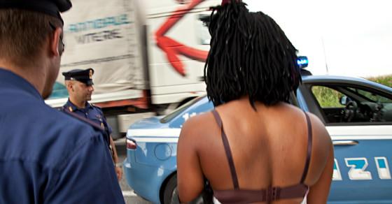A Look Inside Italy's Sex Slave Trade