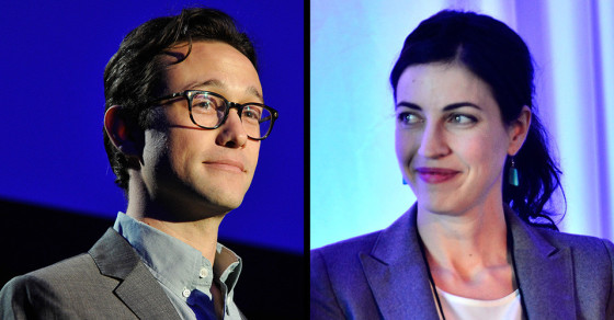 Joseph Gordon-Levitt's New Wife Isn't Actually a Robotics CEO