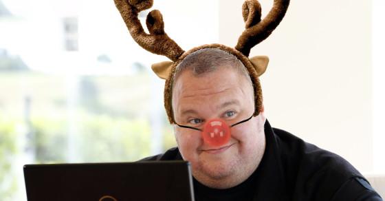 How Kim Dotcom Saved Christmas For Millions of Gamers