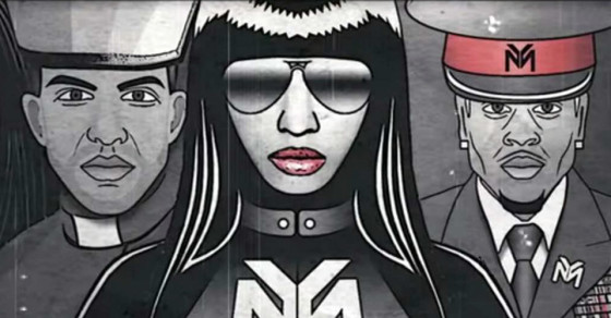 "Did This Fan-Made Nazi Mashup Inspire Nicki Minaj's ""Only"" Video?"