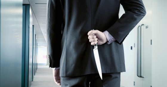 When and How You're Most Likely to Be Murdered at Work
