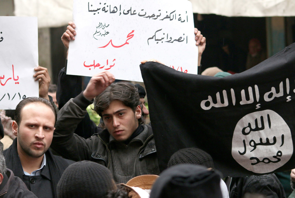 Anti-Charlie Hebdo Protests Sweep Islamic Countries