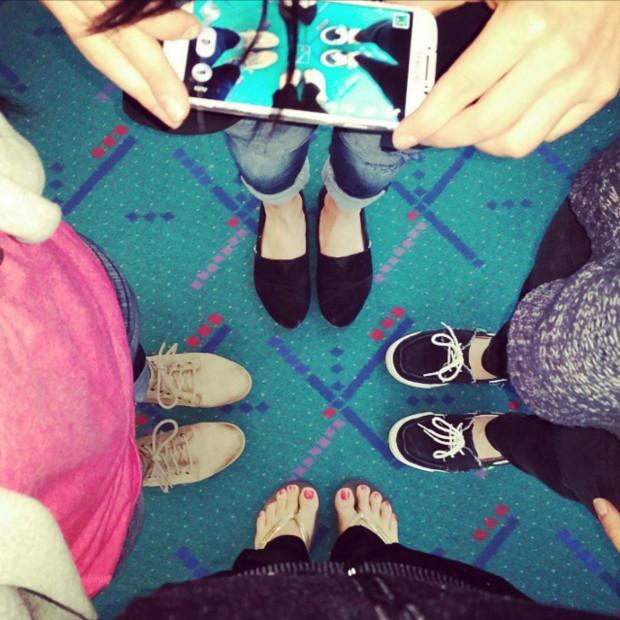 PDX Airport Carpet Portland 1
