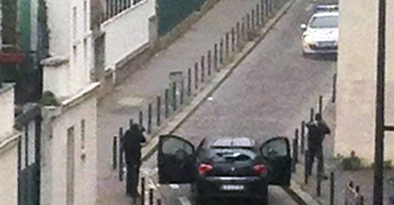 12 Dead In Terror Attack On Paris Satire Magazine