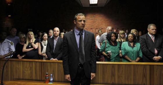 Oscar Pistorius Gets Five Years for Killing Girlfriend Reeva Steenkamp