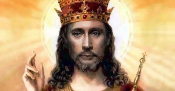 Do Some Russians Think Vladimir Putin Is God?