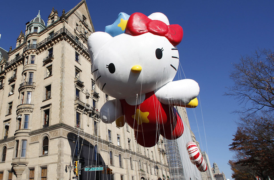 The Strangest Hello Kitty Branded Garbage You Can Buy