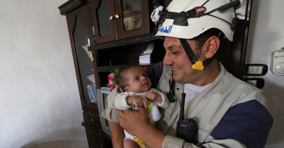 The Amazing Story Behind Syria's Miracle Baby