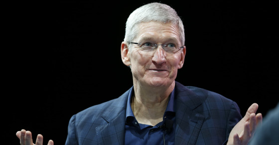Not Everyone Can Come Out As Publicly As Apple CEO Tim Cook