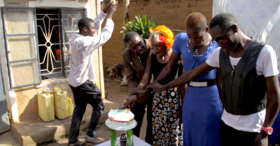What It's Like Inside An Illegal Gay Wedding In Uganda