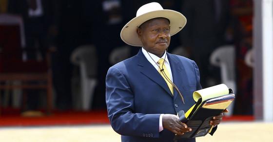 Uganda's President Museveni: Gays Aren't So Horrible After All