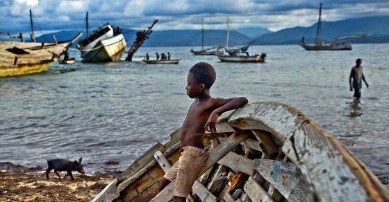 Holidaying in Haiti: Earthquakes, Coups and Dancing With Dictators