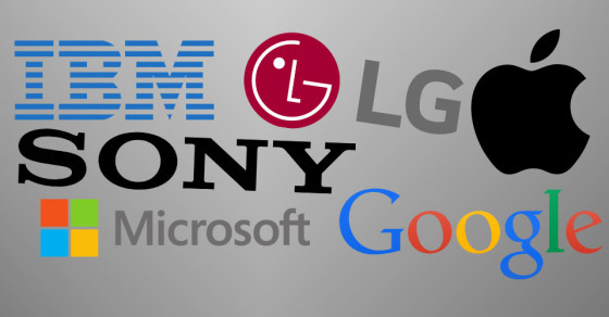 What's Odd About This List Of Companies With The Most Patents?