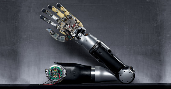 Bionic Arms Just Got A Huge Breakthrough