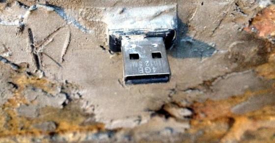 """The Odd World Of USB """"Dead Drops"""""""