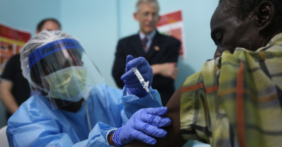 Yes, Ebola Is Fading, But Now So Are Hopes For A Vaccine