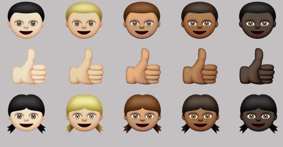 Meet The White Guy Behind The Emoji Skin Scale