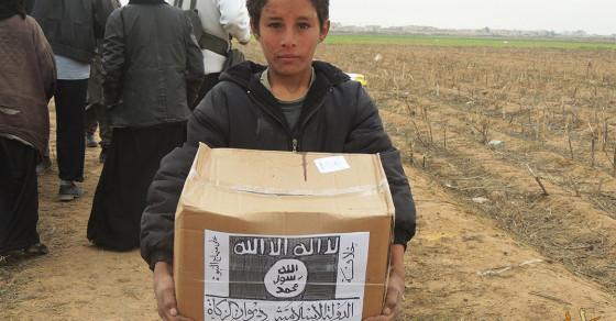 ISIS Is Rebranding and Distributing Stolen U.N. Humanitarian Aid