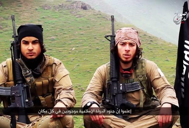 ISISnewVideo