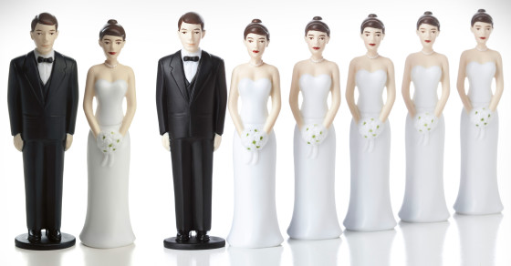 For Humans, Monogamy And Variety Are Both Totally Natural