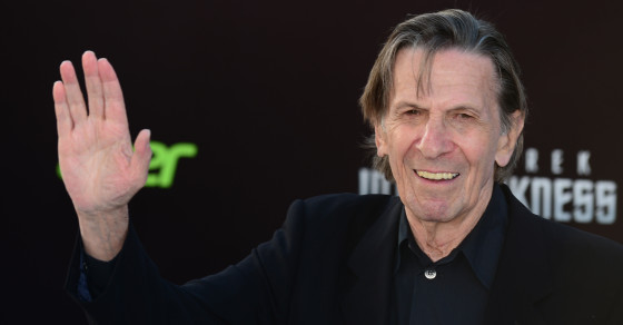 Leonard Nimoy Prospered Most As A Transformer