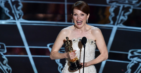 And The Most Thanked Person In Oscar History Is…