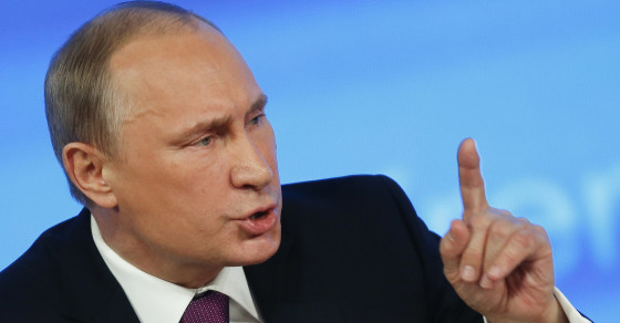 Why Putin Is Suddenly Jailing More Protesters