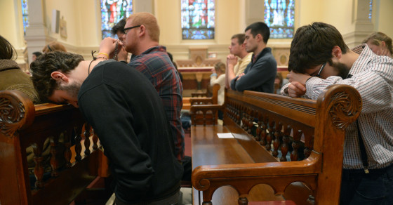 College Students Are Abandoning Religion In Record Numbers