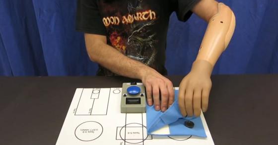 Patients Get Working Bionic Arms In Breakthrough Study