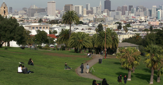 First-Ever Rainless January In San Francisco History