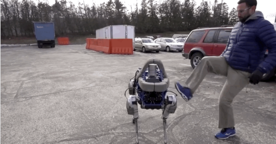 Robot Ethicist: Chill Out About The Guy Who Kicked The Robot Dog
