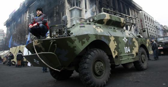 A Strange Company Is Offering War Tours In Ukraine