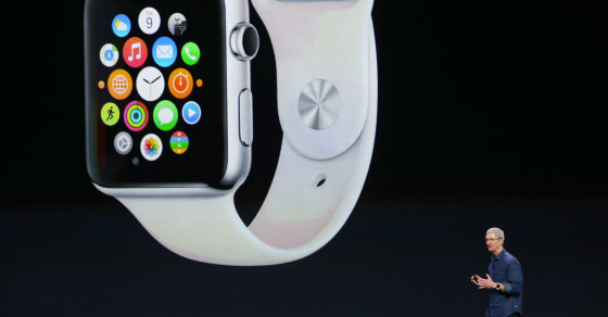 What To Expect At The Apple Watch Unveiling