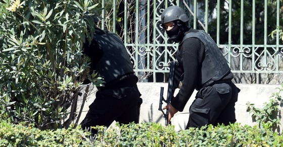 Tourists Killed In Museum Shooting In Tunisia