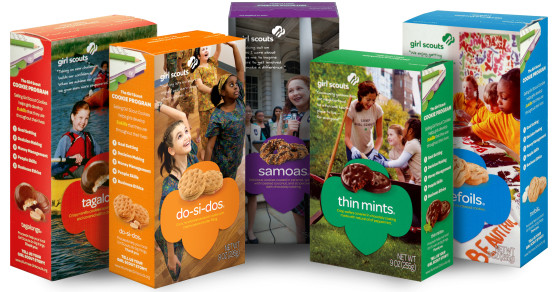 CookieCott Wants To Get Between You and Your Tasty Girl Scout Cookies
