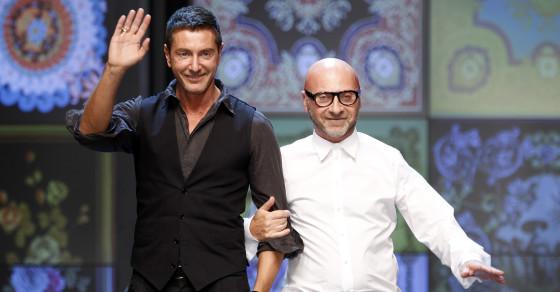 Elton John Just Boosted Dolce & Gabbana's Profits